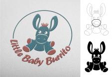 Little Baby Burrito — дизайн логотипа