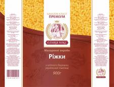 Дизайн для упаковки макаронных изделий