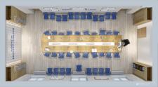 """Дизайн интерьера конференц зала для """"Registru"""""""