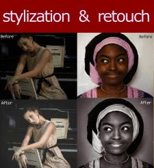 Сделаю стилизацию в любом стиле