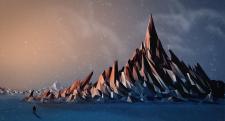 Icy Wasteland