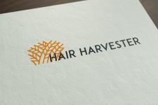 """Логотип для """"Hair Harvester"""""""