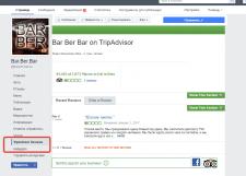 Добавление вкладки Tripadvisor на Facebook