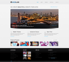 PSD to HTML  WebLab