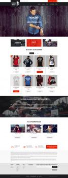 Разработка интернет магазина бренда WickedOne