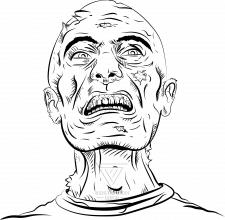Zombie в векторе
