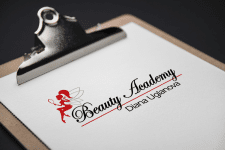 Логотип Beauty Academy