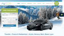 Alp transfer (taxi booking in Switzerland)