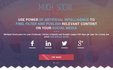 much.social (Yii2)