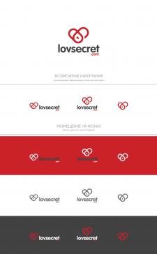 "Логотип "" lovsecret"""