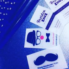 Дизайн для печати на пластике
