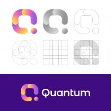 Q Letter Logo