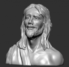 Sculpture in ZBrush