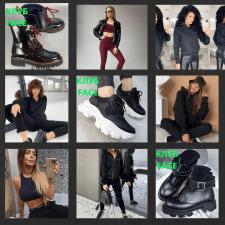 фотоколлаж одежда