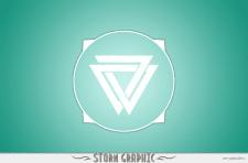 """Лого """"Storm Graphic"""""""