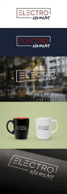 Логотип для магазина електротоваров