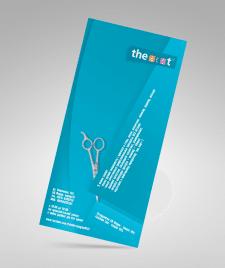 "Еврофлаер парикмахерской ""the BESt"""