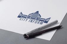 логотип для газетного издания City Inform