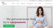 Створення сайту медичного центру