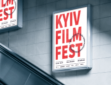 Kyiv Film Festival ''MOLODIST''   Branding