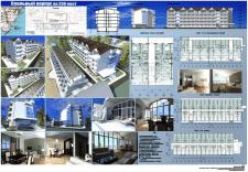 Спальный корпус на берегу Черного моря (2008 г)