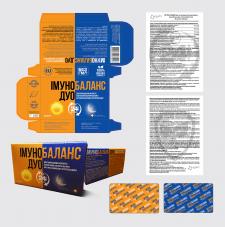 Дизайн упаковки: упаковка, блистер и инструкция