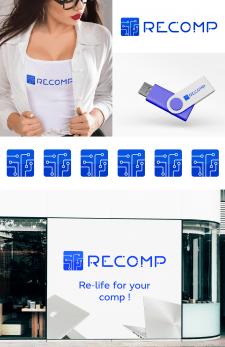 ReComp   логотип