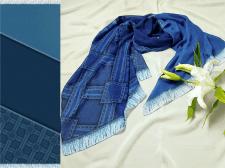 Дизайн узора для шарфа