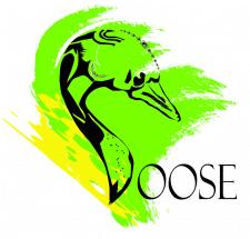 Логотип Goose