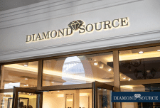Логотип для Diamond Source