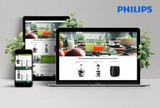 Страница спонсора Philips