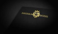 """Дизайн логотипа для кальянной """"Shisha Boss"""""""