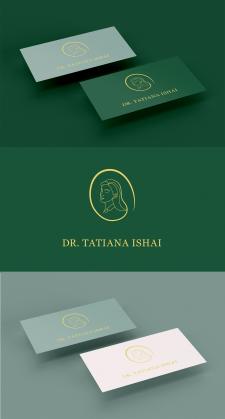 Логотип для Dr. Tatiana Ishai