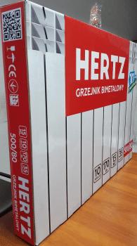 Радиаторная панель HERTZ 1