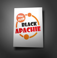men`s club Blackapachie