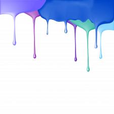 Краска (потёки)