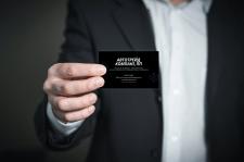 """Визитная карточка для ТОВ """"Автотрейд Компані"""""""