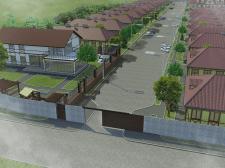 Проект поселка в г. Одесса