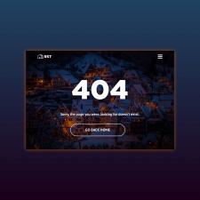 RST - 404 error
