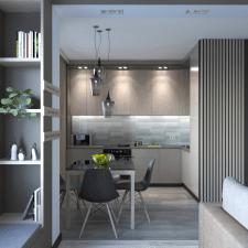 Однокомнатная квартира в Ирпене