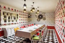 «Алиса в стране чудес» ресторан Мистер Твистер