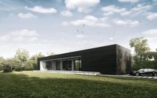 HOUSE 12 проект одноэтажного дома