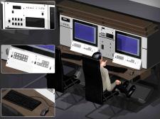 рабочее место оператора
