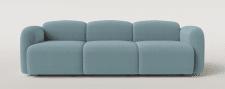 Моделирование и визуализация дивана
