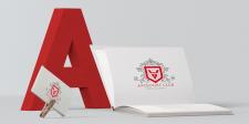 Разработка логотипа и фирменного стиля - Apologist