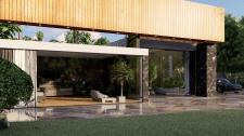 Дизайн и визуализация загородного дома.