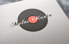 """Логотип для вокальной студии """"Мелос Мания"""""""