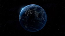 CGI Masterclass Blender 3D Earth