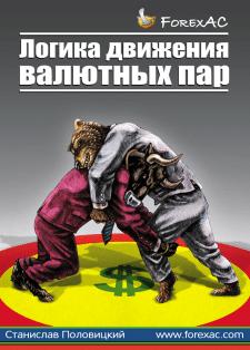 """Обложка книги """"Логика движения валютных пар"""""""