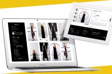 Дизайн сайта для Vozianov